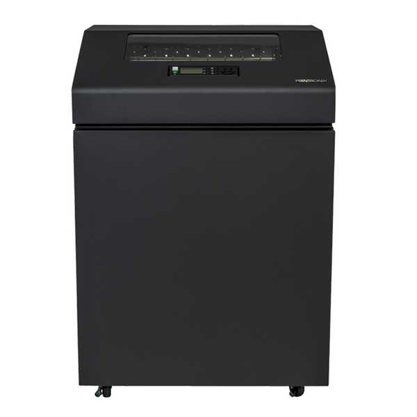 Máy in Printronix P8000 Cabinet Front