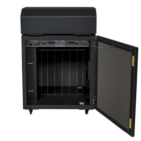 Máy in Printronix P8000 Cabinet Open Back