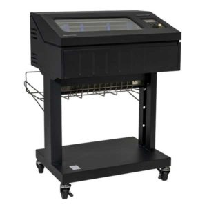 Máy in Printronix P8000 Open Pedestal right