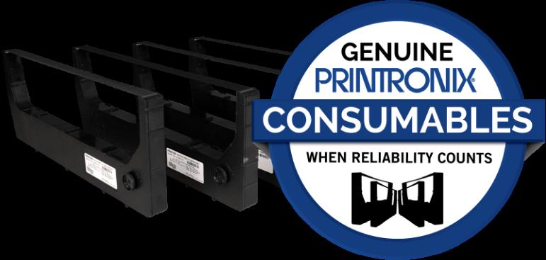 Vật tư tiêu hao máy in dòng tốc độ cao Printronix
