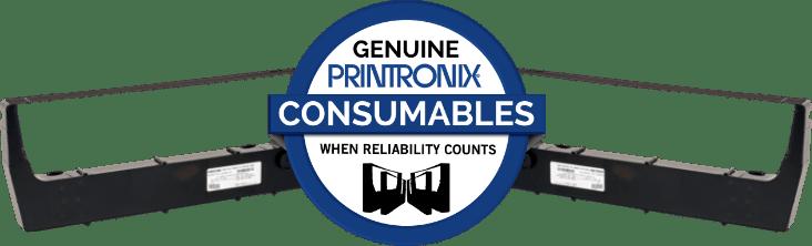 Vật tư tiêu hao máy in Printronix chính hãng