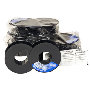 P5000 Extended Life Spool Ribbon 107675-007 - Hinh1