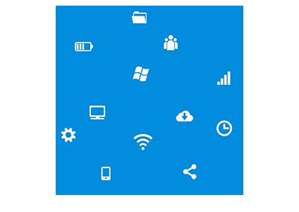 Logo Connectivity Icon