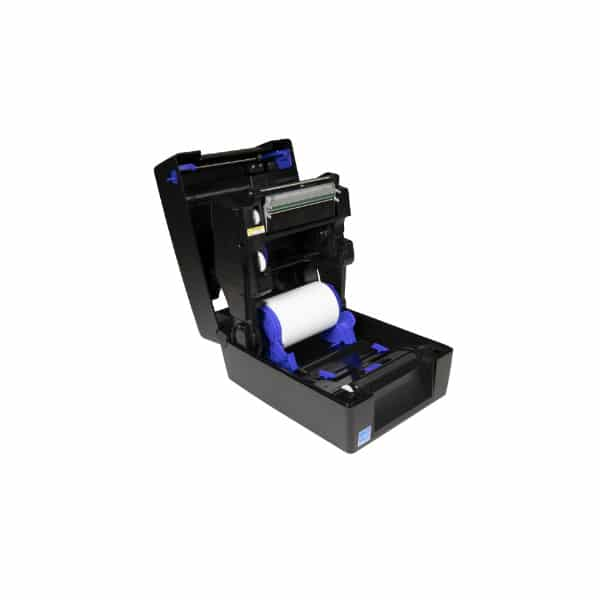 Printronix T800 Desktop Printer Cover Open